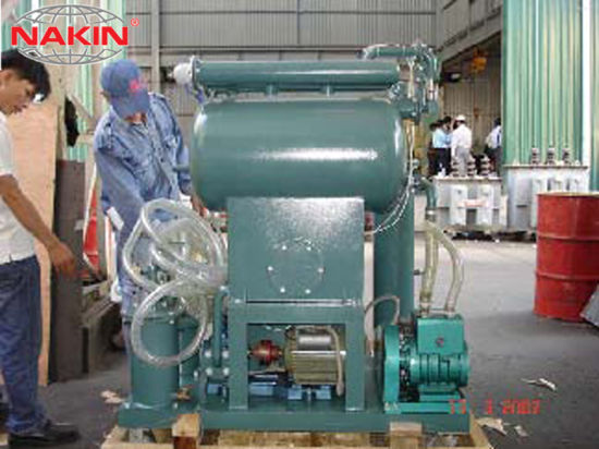 Zy-10 Vacuum Transformer Oil Filtration Machine pictures & photos