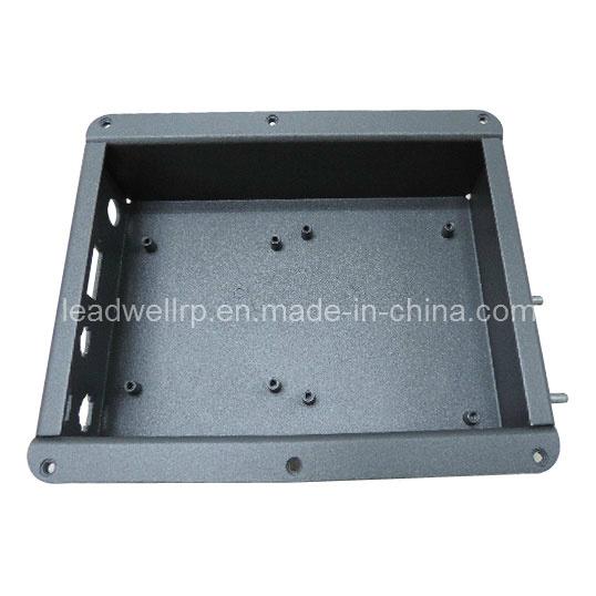 High Quality Punching Bending Sheet Metal Prototype (LW-03001)