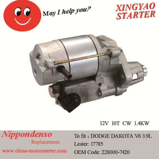 Starter Motor Problems >> China Solving Mitsubishi Raider 2006 2008 Car Engine Starter