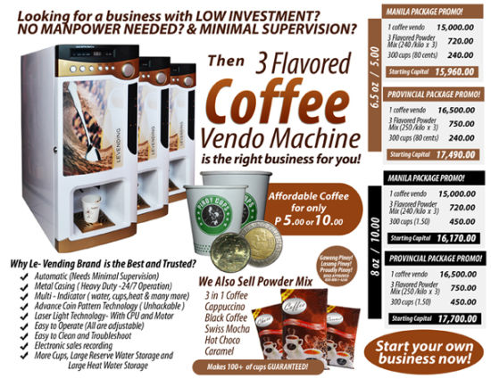 Automatic Coffee Vending Machine F303V (F303V) pictures & photos