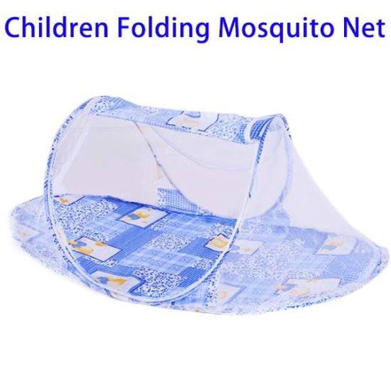Foldable Boat Shape Baby Mosquito Netting Tent Bed pictures u0026 photos  sc 1 st  Yiwu Bu0026D Textile Co. Ltd. & China Foldable Boat Shape Baby Mosquito Netting Tent Bed - China ...