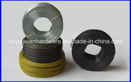 China Small Coil Rebar Tie Wire /Black or HDG Tying Wire - China ...