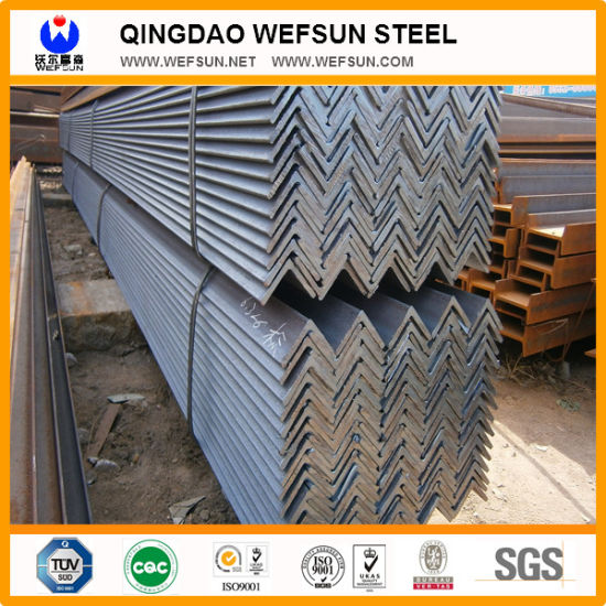 Steel Structure Building Angle Steel Angle Bar From China pictures & photos