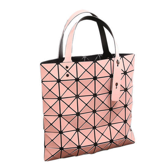 61efe16900d1 2016 Newest Fashion Designer Laser Colorful Women Shopping Bag pictures    photos