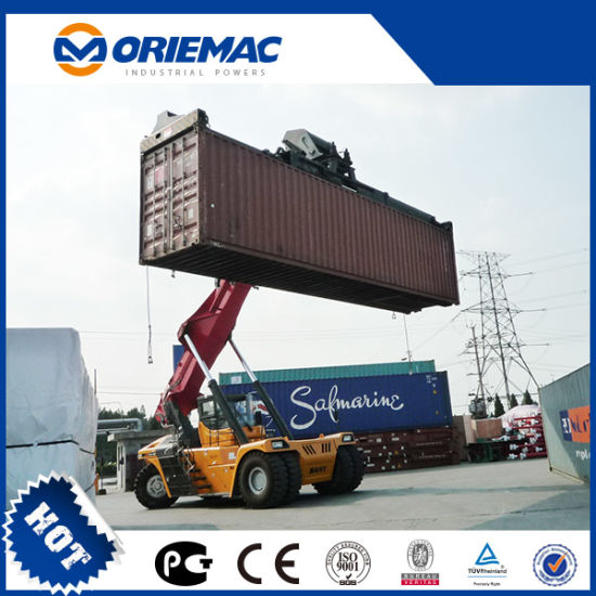 Sany Chinese 45 Ton Reach Stacker for Containers Srsc45h4-65 pictures & photos