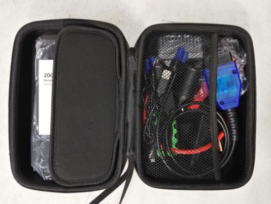 Portable Emergency Power Booster Car Battery Jump Starter for Charing/Lighting pictures & photos