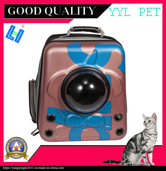 Soft Space Pet Bag for Cats and Small Dogs