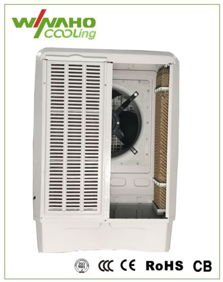 Factory Wholesale Desert Evaporative Water Air Cooler Window Cooler pictures & photos