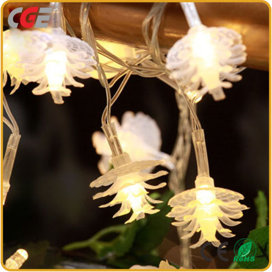 Decoration Light LED Strip Light LED Fairy Light LED Christmas Colorful Light for Birthday Party Christmas Light pictures & photos