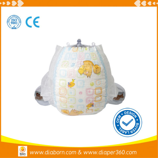 Baby Diaper with High Absorption Good Baby Products pictures & photos
