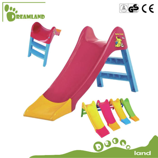 Wholesale Small Cute Plastic Slide for Kids pictures & photos