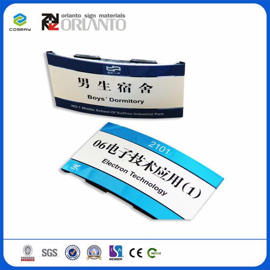 China Customized Personalized Indoor Aluminum Wall Frames - China ...