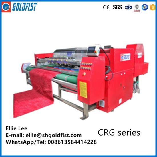 China Pressure Control System For All Materials Of Carpets