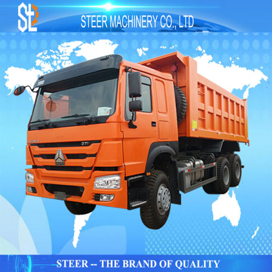 8*4 or 6*4 End Self Tipping Heavy Truck for Sale