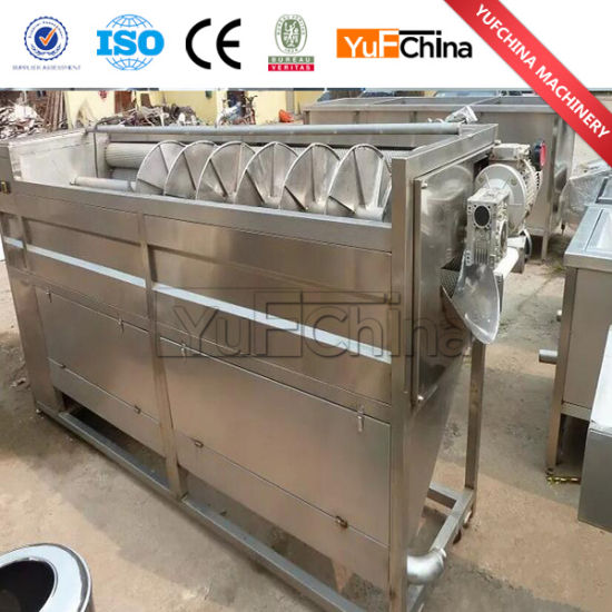 Factory Price Potato Chips Production Line / Frozen French Fries Machinery pictures & photos