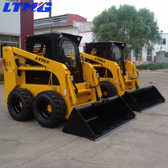 China Mini Ws55 Skid Steer Loader Specification - China Mini