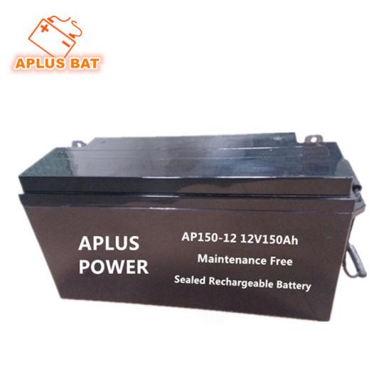 Wholesale AGM Lead Acid Battery 12V 150ah for Alarm System