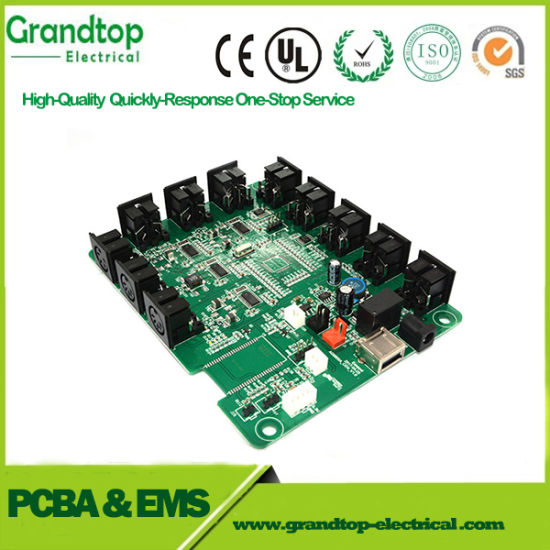 Turnkey PCB Assembly Manufacturer, Printed Circuit Board Assembly PCBA From  Shenzhen