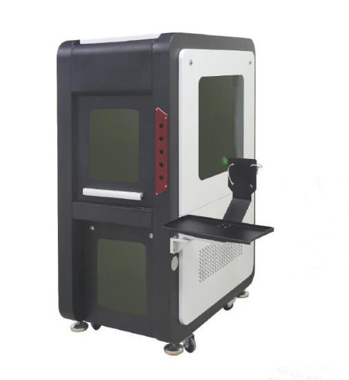 Fiber Laser and UV Used Enclosed Cabinet