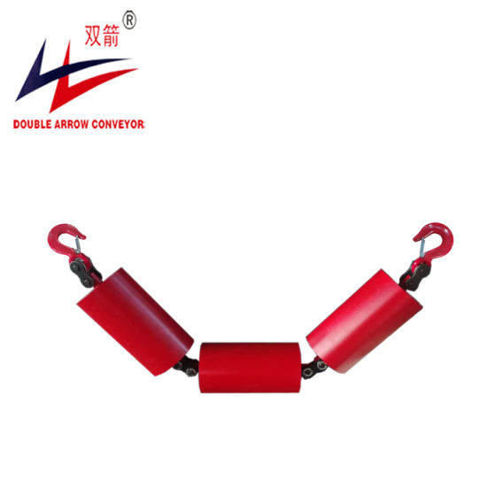 Painted Conveyor Idler for Exporting pictures & photos