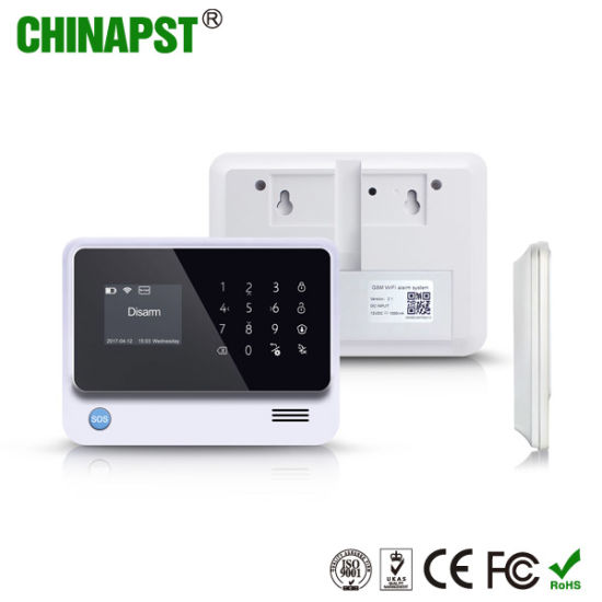2019 Hottest Wireless WiFi GSM/GPRS Smart Security Home Alarm (PST-G90B Plus) pictures & photos