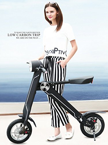 2018 High Quality Mini 3 Wheels Mobility Scooter, Smart Folding Electric Scooter