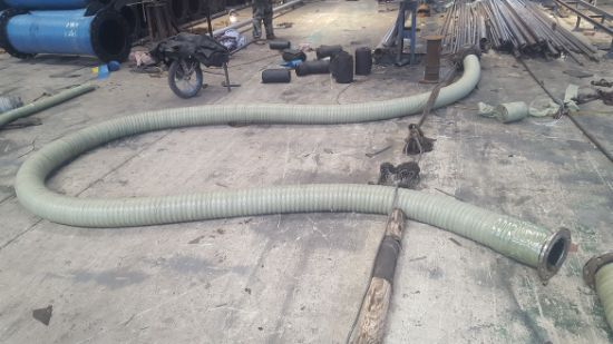 Production Dredging Rubber Hose Pipe Tube Dn15mm-Dn2200mm pictures & photos