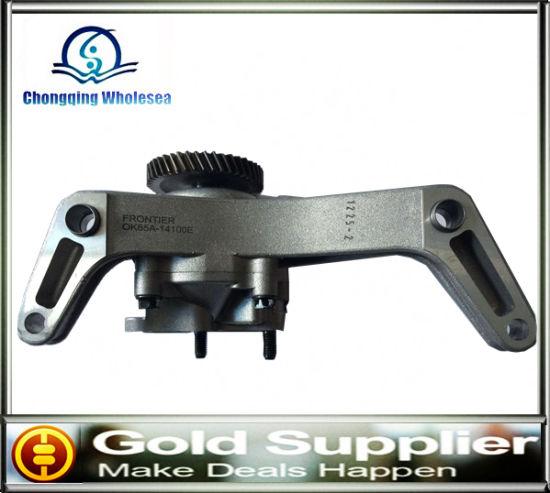 Auto Spare Parts Car Oil Pump Ok65A-14-100e Ok65A-14-100c Ok65A-14-100 for KIA 2700 Pregio Jt