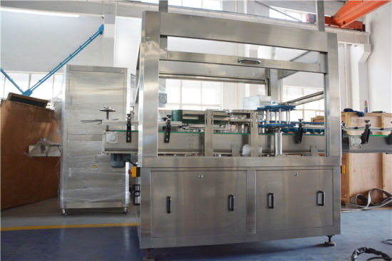 Full Automatic High Speed Rotary Bottle OPP Labeling Machine