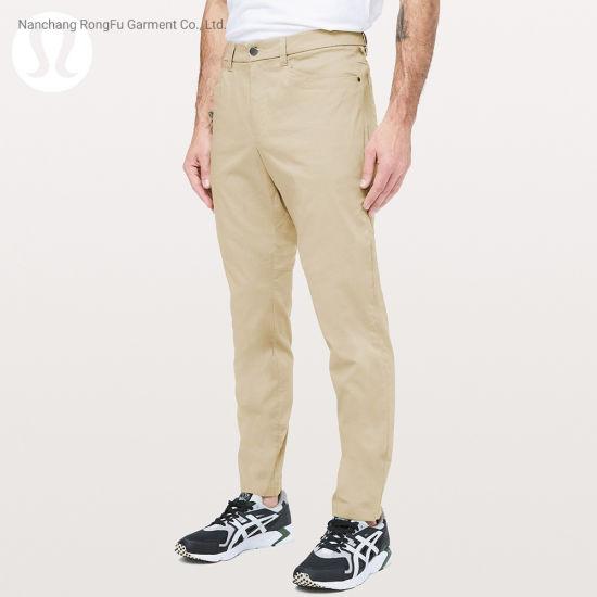 Casual Slim Fit Business Customized Men Pants