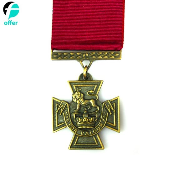 Vietnam Iraq Afghanistan War Victoria Cross Medal pictures & photos