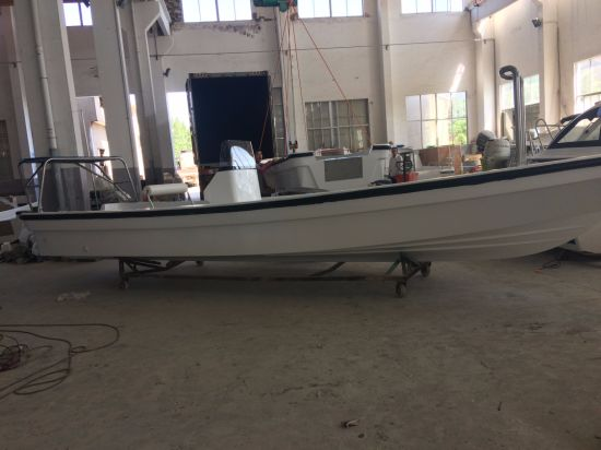 23FT /7m Fiberglass Panga Fishing Boat pictures & photos