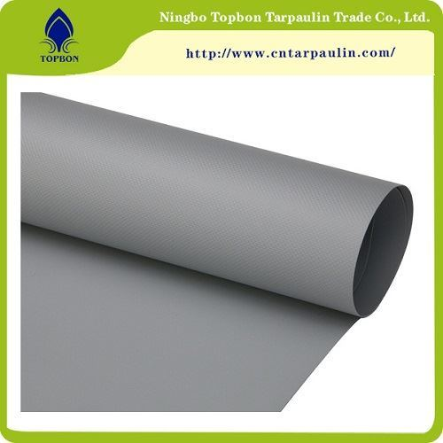 High Quality Waterproof PVC Coated Tarpaulin Fabric Top281 pictures & photos