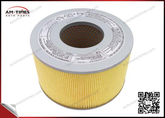 Wholesale 17801-17020 17801-17010 a-1196 Cartridge Air Filter for Diesel Generator Engine