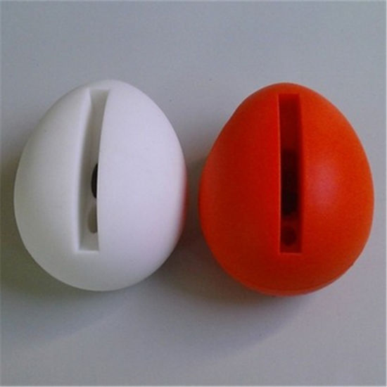 Sy02-05-002 Egg Shape Amplifier Silicone Speaker for iPhone 7
