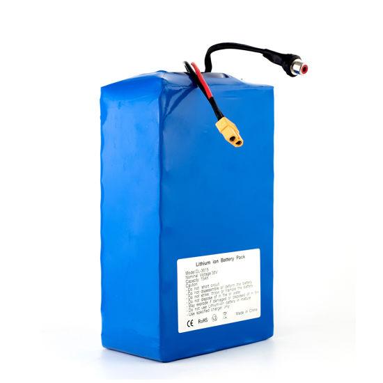 36V 15ah Electric Bike Li Ion Battery