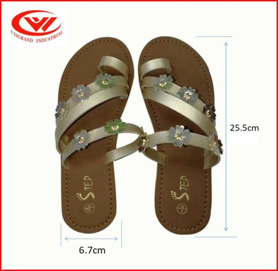 2019 New Women Fashion Slippers for Outdoor Beach