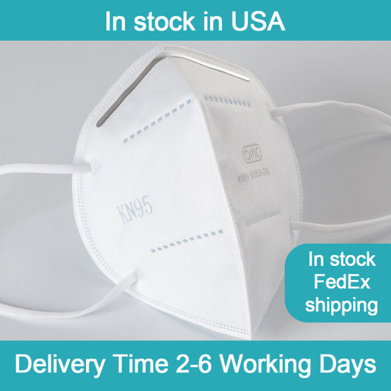 1000PCS/Carton Pm2.5 Respirator Safety Anti Pollution KN95 Dust Face Mask