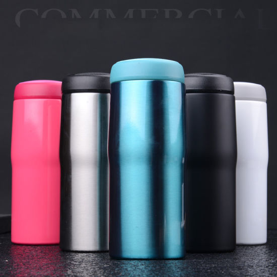 Vacuum Insulated Stainless Steel Travel Mug with Easy-Clean Lid pictures & photos