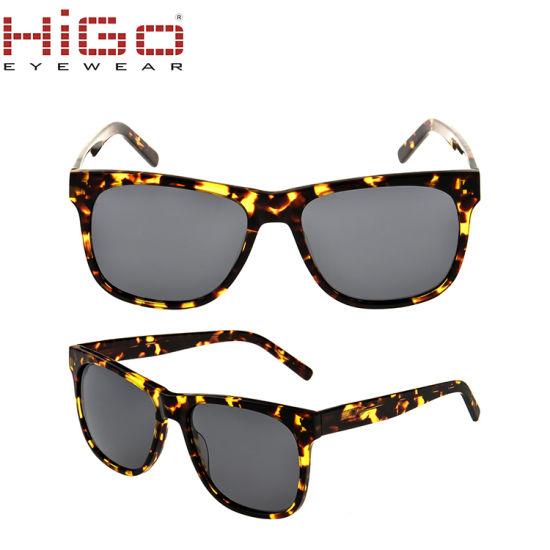 9b5dfe36a74 China Factory Direct Sale Polarized Designer Acetate Sunglasses for ...