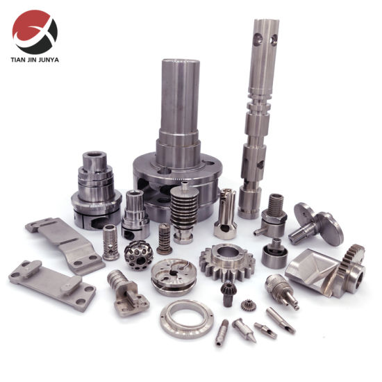 OEM Supplier Factory Customized Machining 304 Stainless Steel CNC Milling Turning Fabrication Parts /Embroidery Machine Parts/ Auto Valve Body Part