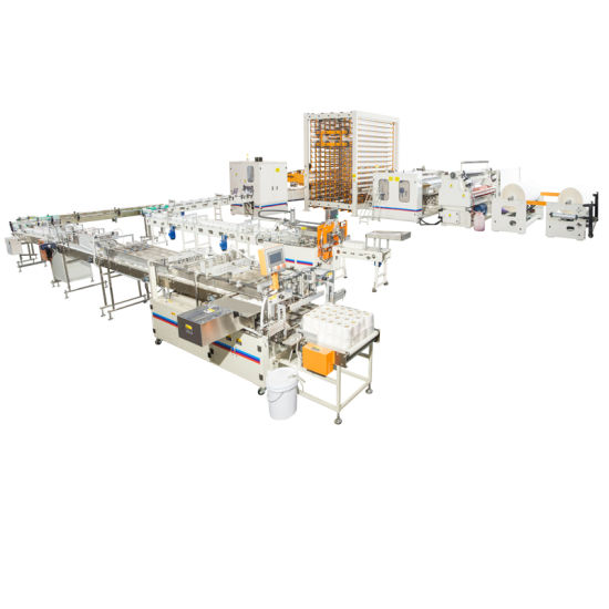 High Speed Toilet Paper Machine Production Line pictures & photos