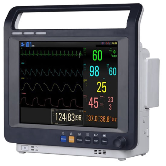 Clinics Apparatus Cheap Patient Monitor pictures & photos