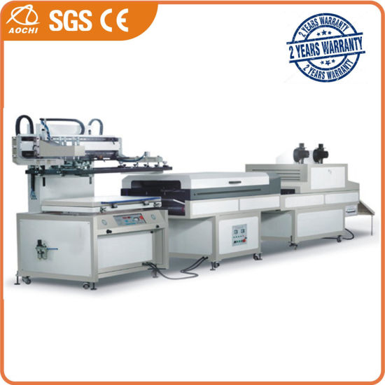 FB-1270N Semi-Auto Flat Screen Printing Machine with CE