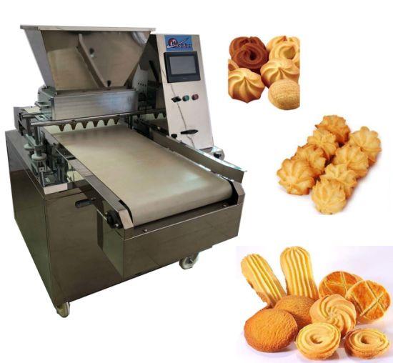 Pastry Depositor Muffin Cake Making Machine
