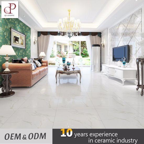 2018 Light Color Luxury Livingroom Textured Floor Tile Spain