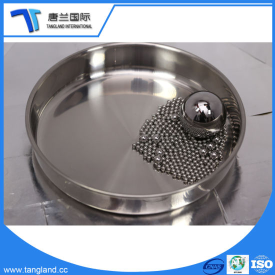AISI1010/1015 G500 G1000 Small Large High Carbon Steel Ball for Grinding pictures & photos