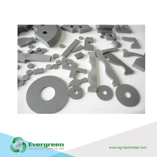 Tungsten Carbide Cutting Tools with Customized Request pictures & photos