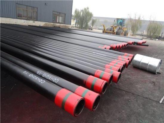 API ISO Standard Top Selling Flexible Stainless Steel Pipe API 5CT Grade K55 Steel Casing
