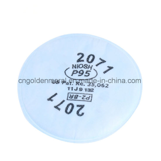 China 2071 P95 Particulate Filter - China Particulate Filter, HEPA